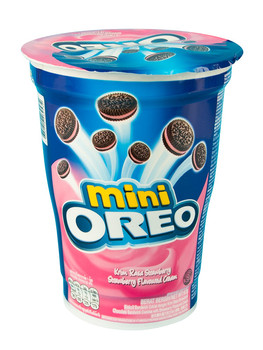 OREO CUP MINI´S STRAWBERRY