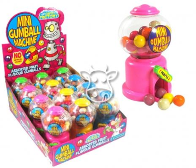 Mini Gumball Machine