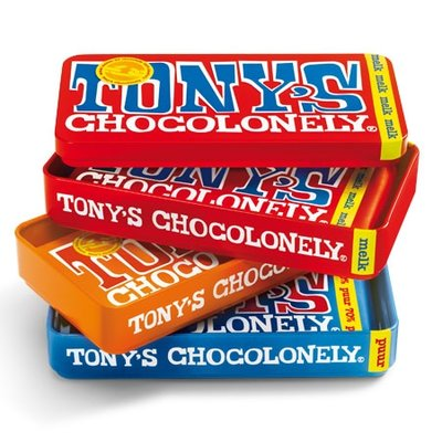 TONY'S CHOCOLONELY: TONY´S STAPELBLIK 3X180G