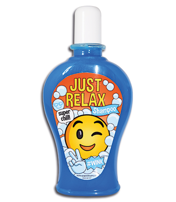 Smiley Shampoo 08 - Just Relax