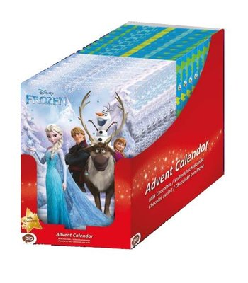 DISNEY MIX ADVENT CALENDAR