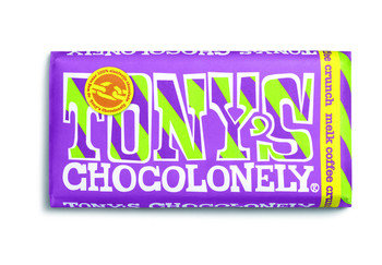 TONY'S CHOCOLONELY: MELK COFFEE CRUNCH