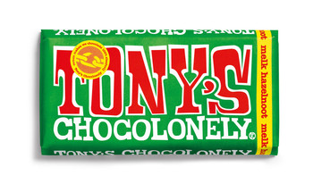 TONY'S CHOCOLONELY: MELK HAZELNOOT