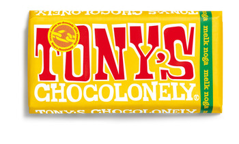 TONY'S CHOCOLONELY: MELK NOGA