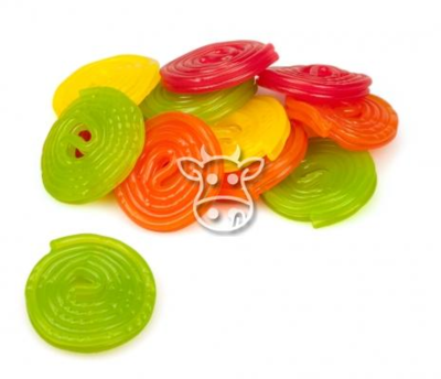 Haribo Rotella Fruit - 1 kilo