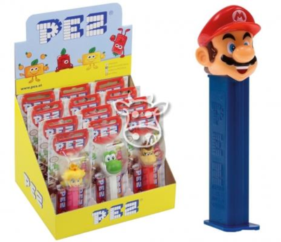 Pez Dispencer Nintendo