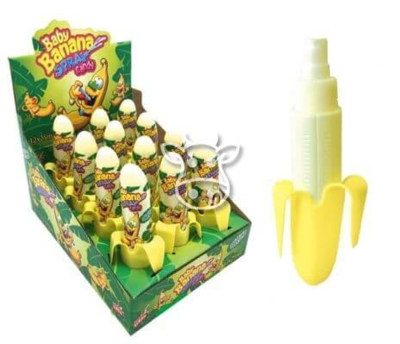 Baby Banana Candy Spray