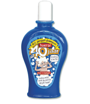 Fun Shampoo 05 - 40 jaar man