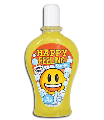 Smiley Shampoo 01 - Happy Feeling
