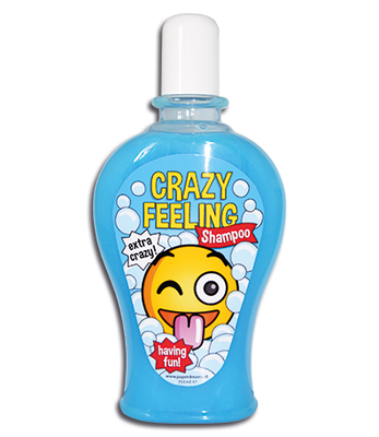Smiley Shampoo 02 - Crazy Feeling