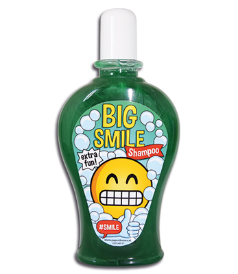 Smiley Shampoo 03 - Big Smile