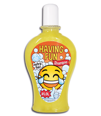 Smiley Shampoo 05 - Having Fun