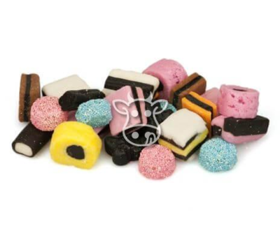 Bassett's Liquorice All Sorts / Engelse drop