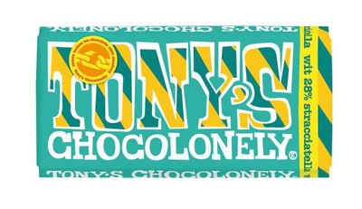 TONY'S CHOCOLONELY: WIT STRACCIATELLA