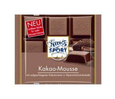 Ritter sport Choco Mousse