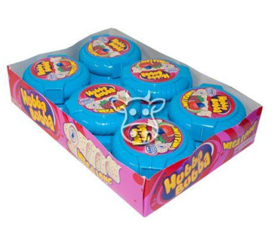 Hubba Bubba Tape Triple Mix 56 gr.