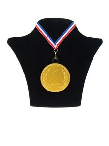Chocolade medaille